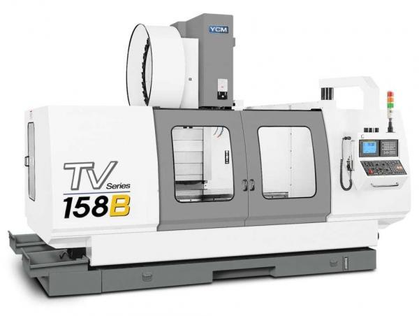 YCM TV158B Machining Center