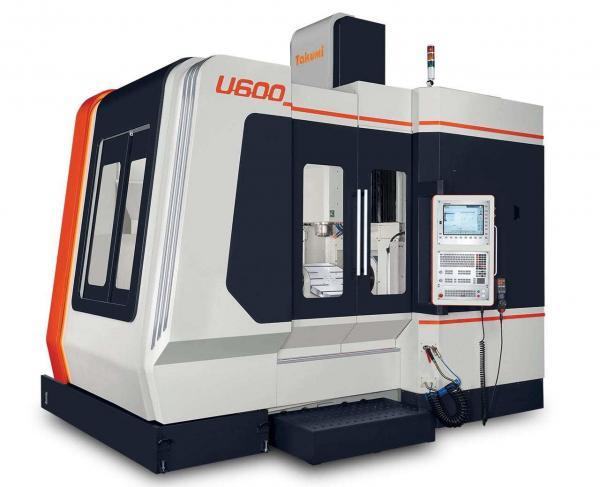 Takumi U600 5-Axis Machining Center