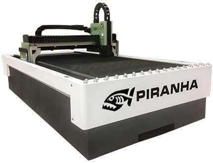 Piranha HD Series Plasma Table