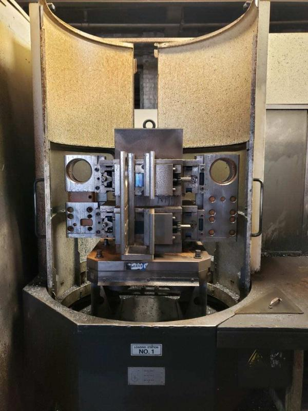 thumbnail HMC02 Pallet in Load Station 1 - Machinery Source